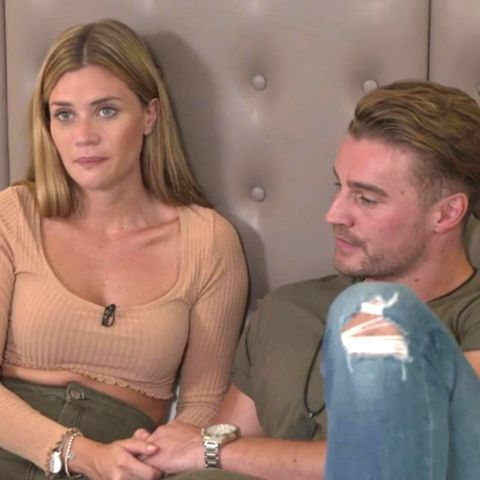 Nadine Klein und Alexander Hindersmann geben ihr erstes Interview gegenüber RTL. Dass sie ein Paar sind kommt ihnen partout nicht über die LIppen ...