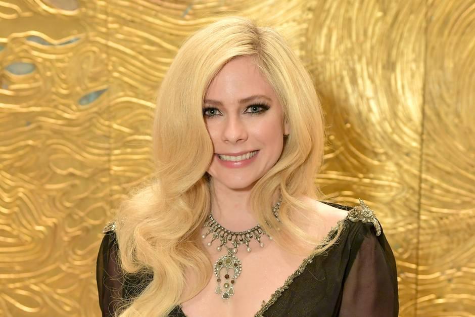 Avril Lavigne: Sie hatte ihren Tod schon akzeptiert