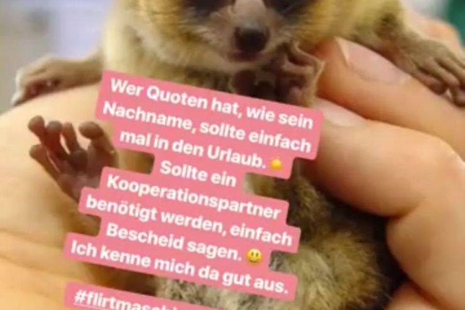 Chethrin Schulze kontert gegen Nadine Kleins Diss