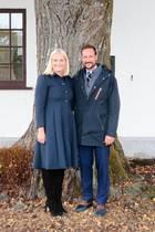 Mette-Marit und Haakon Teaser