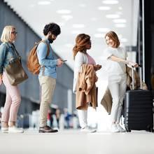 Bakterienschleuder: Flughafen