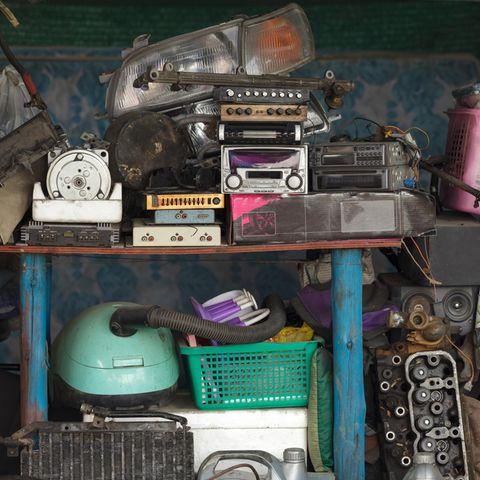 Unglaublicher Fund: Studentin räumt Garage von Oma auf und traut ihren Augen kaum