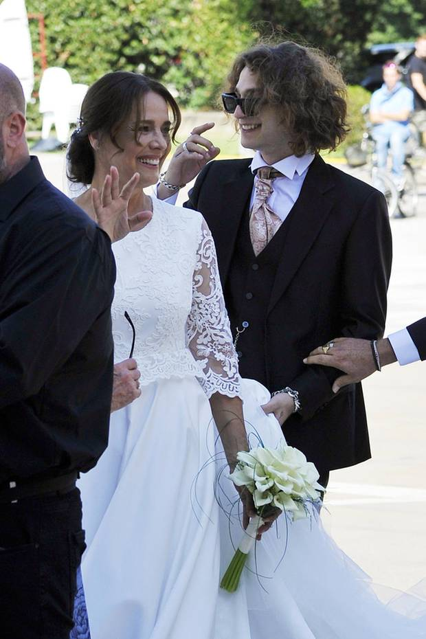 Desiree Nosbusch Hochzeit