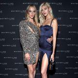 Hannah Ferguson und Devon Windsor gelten hingegen schon lange als It-Models. Kein Wunder, bei den Beinen.