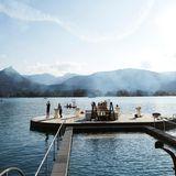 Was für einetraumhafte Kulisse am Wolfgangsee im Salzkammergut! Genau richtig für das diesjährige Buddy Weekend, und auch das Wetter hat mitgespielt.
