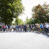 Auf die Räder! DieE-Bike-Tour von Wolfskin Tech Lab kann losgehen!
