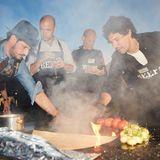 """Und der Gewinner ist.... das Team """"Fisch verliebt"""" mit Manuel Cortez, Boris Entrup und Co."""