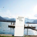 Servus und vielen Dank an alle Gäste, Sponsoren und Helfer für ein herrliches Wochenende im Scalaria Event-Resort am Wolfgangsee.Die elegante Kombination aus Naturund modernem Event-Hotelwar wirklich die perfekte Kulisse für das diesjährige Buddy Weekend von G+J.