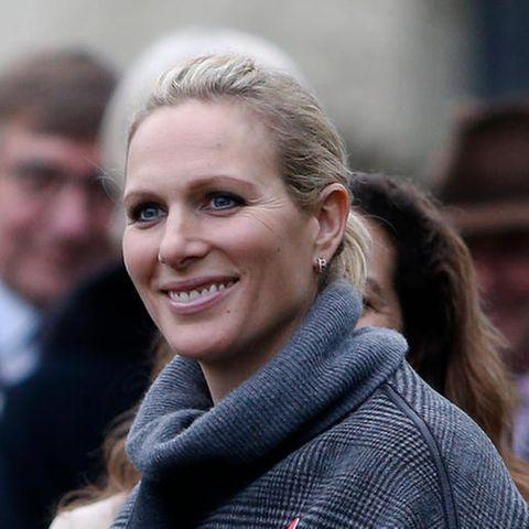 Zara Tindall, geborene Zara Phillips, Enkelin von Queen Elizabeth (*1981)