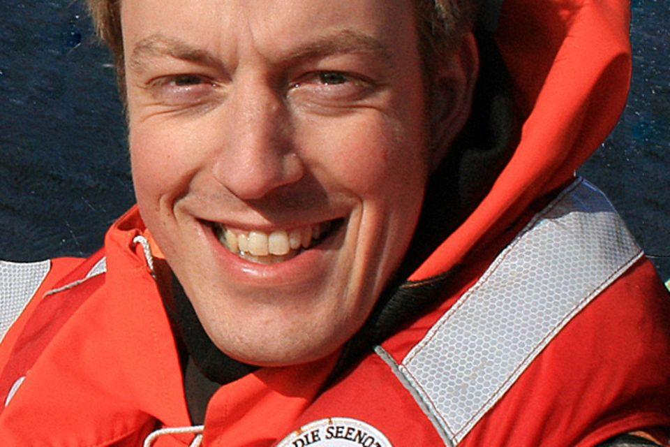 Christian Stipeldey, Sprecher des DGzRS