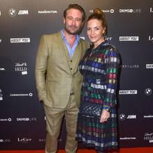 Sasha und seine Ehefrau Julia