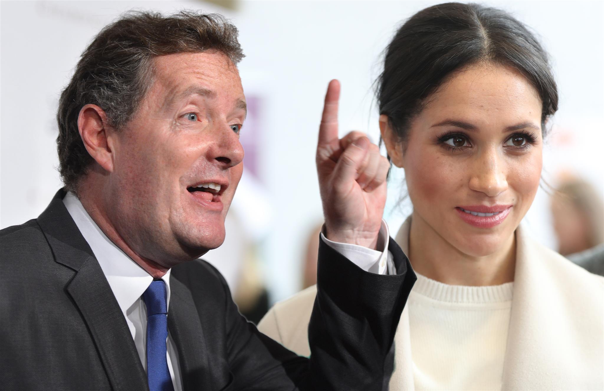 Piers Morgan und Herzogin Meghan