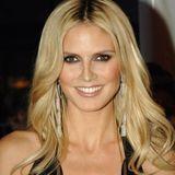 2005  Strahlender Teint, blonde Wellen - Heidis Signature-Look ist geboren.
