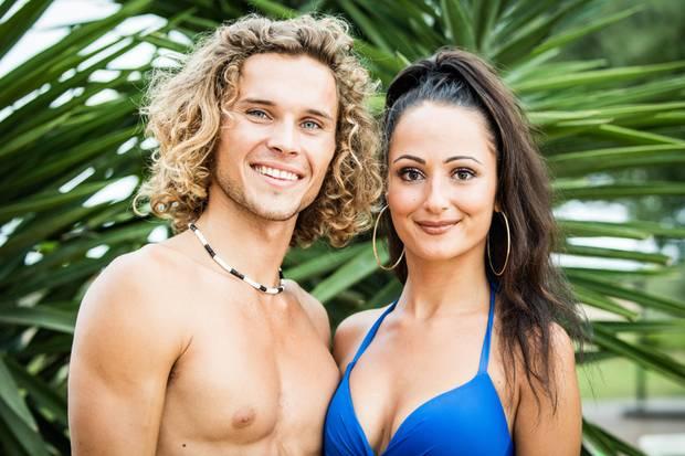 Victor Seitz und Tracy Candela