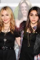 Madonna + Tochter Lourdes