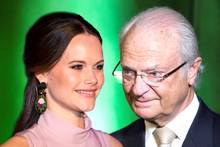 Prinzessin Sofia, König Carl Gustaf