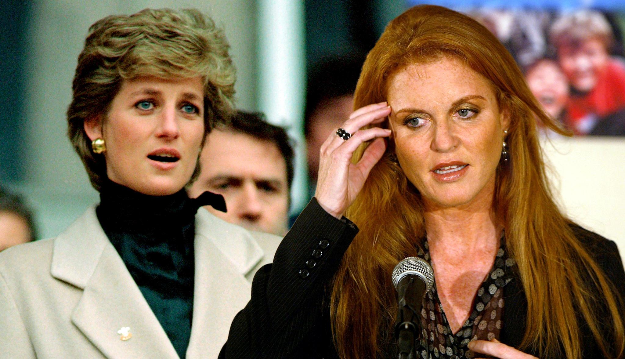 Diana und Sarah Ferguson Teaser