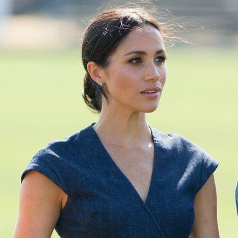 Herzogin Meghan ist ein Dorn im Auge ihrer Schwester