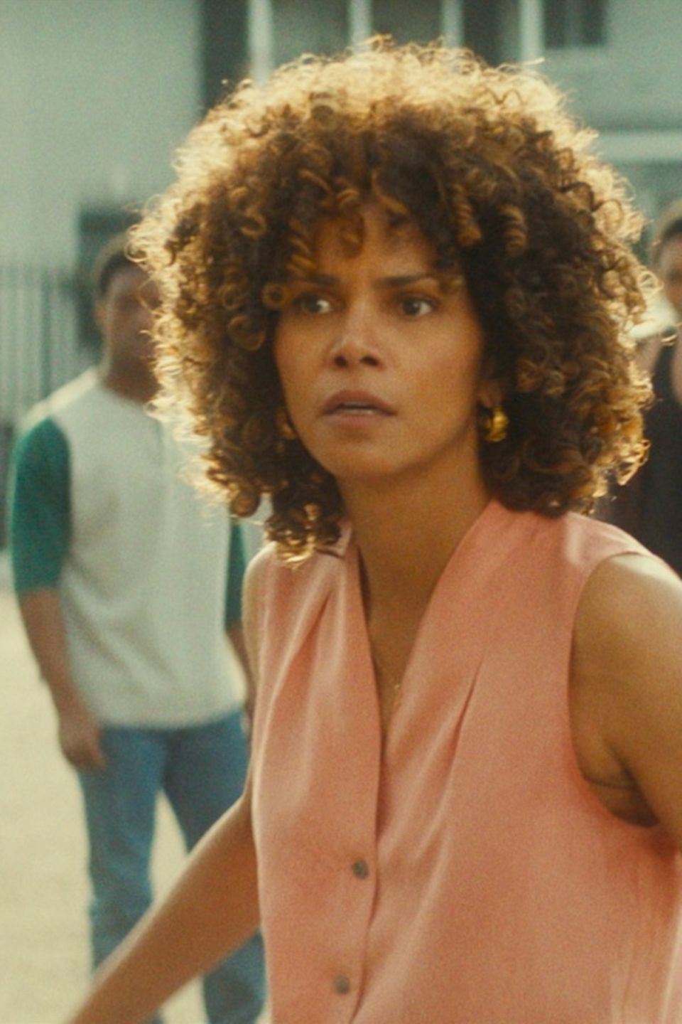 "Halle Berry in ""KINGS"""