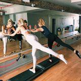 Devon Windsor macht am Liebsten Pilates und springt Seil. Traditionelle Workouts sind eher nicht ihr Ding.