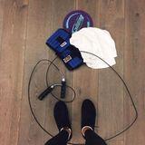 Alles, was ein Victoria's Secret Model für das perfekte Workout braucht, zeigt Shanina Shaik auf ihrem Instagram-Account.