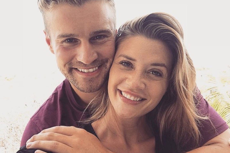 Nadine Klein und Alex Hindersmann