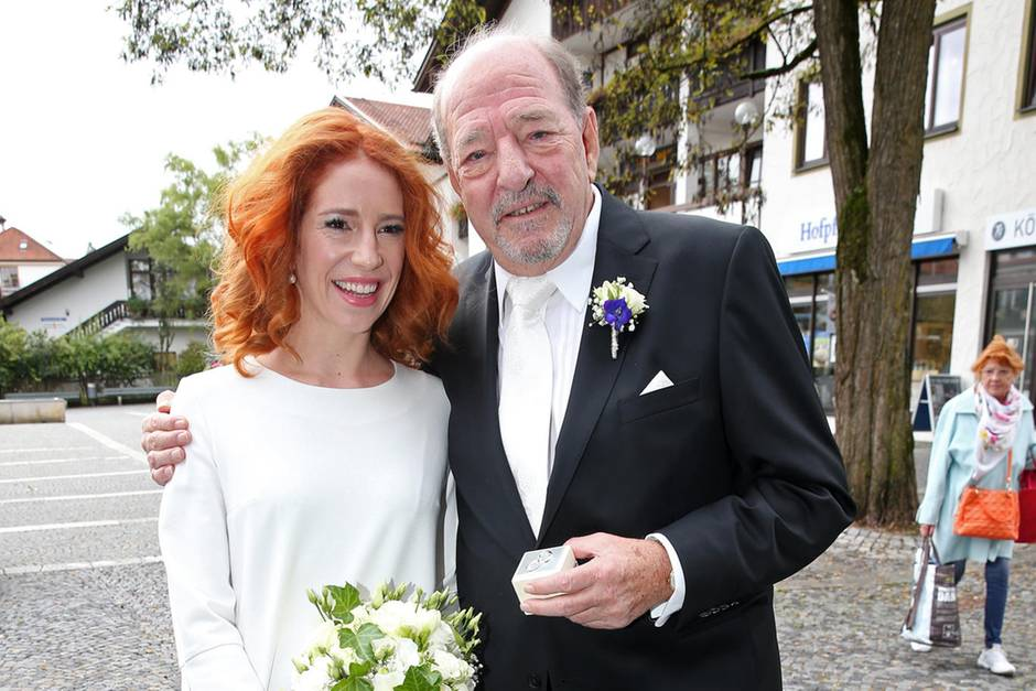 Ralph Siegel Ausgelassene Hochzeitsfeier Ohne Seine Tochter Gala De
