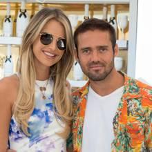 Vogue Williams + Spencer Matthews