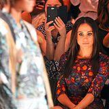 Royals in der ersten Reihe: Nicht nur Herzogin Meghan ist ein echter Fashionista!