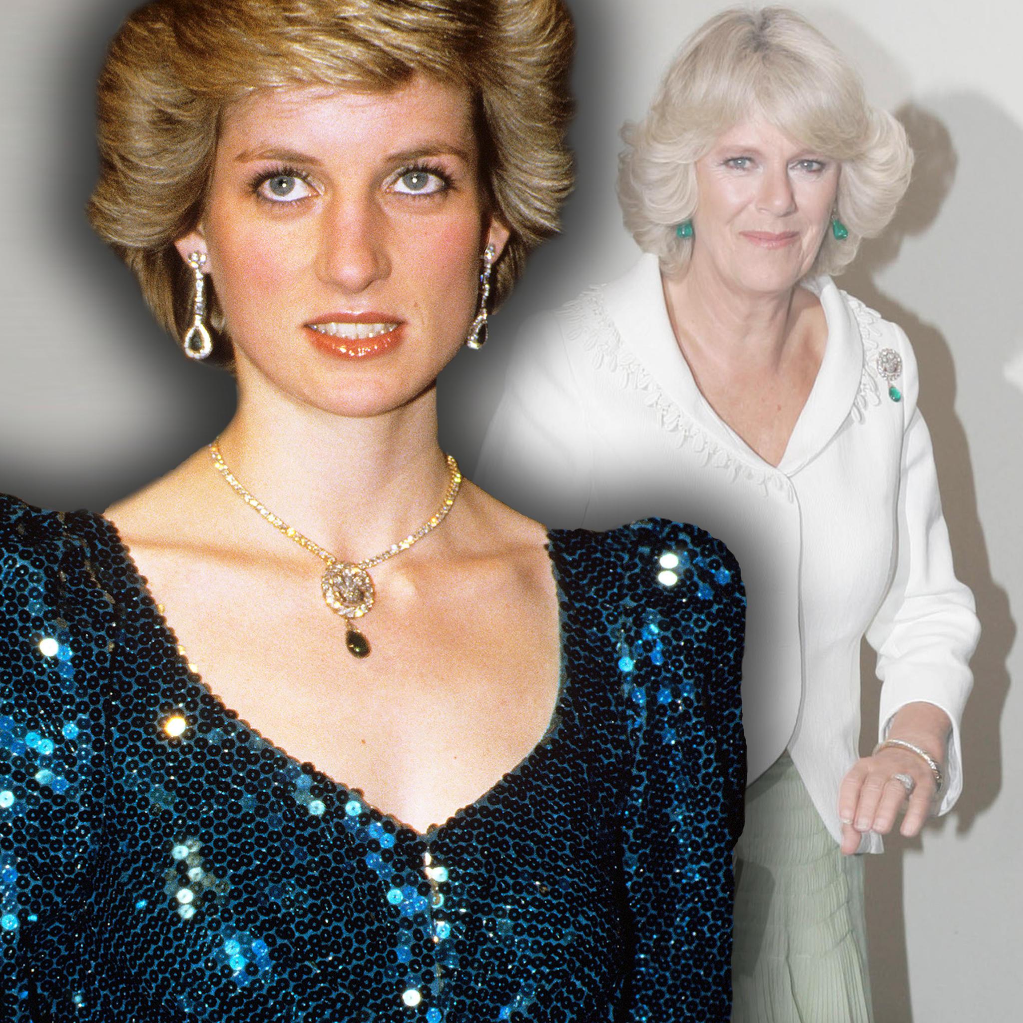 Lady Diana und Herzogin Camilla