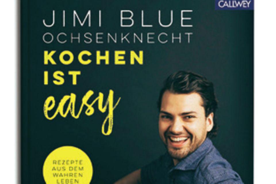 """Der Schauspieler und Sänger präsentiert auf unkomplizierte Art seine ganz persönlichen Lieblingsgerichte für jeden Anlass – vom idealen Katerfrühstück bis hin zum perfekten Dinner für die Schwiegereltern in spe. (""""Kochen ist easy"""", Callwey Verlag, 160 S., 29,95 Euro)"""