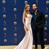 Hollywoodreif: Heidi Klum, hier mit Tom Kaulitz, in Zac Posen