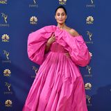 Bonbon Beauty: Tracee Ellis Ross in Valentino Haute Couture