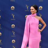 Pretty in Pink: Thandie Newton in Brandon Maxwell