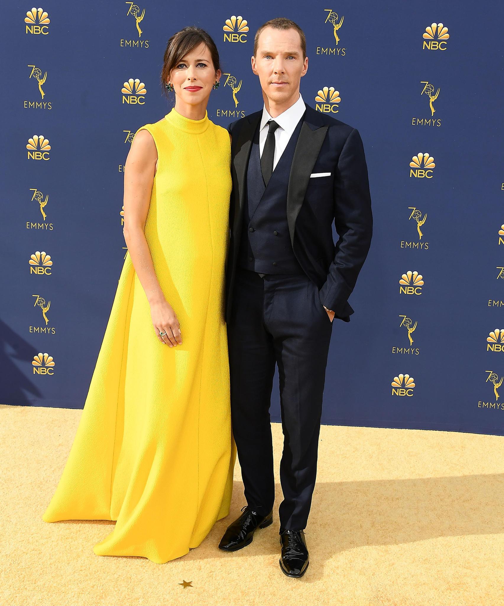 Werden die beiden, Sophie Hunter und Benedict Cumberbatch, zum dritten Mal Eltern?
