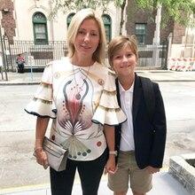 Marie-Chantal von Griechenland und Sohn Odysseas