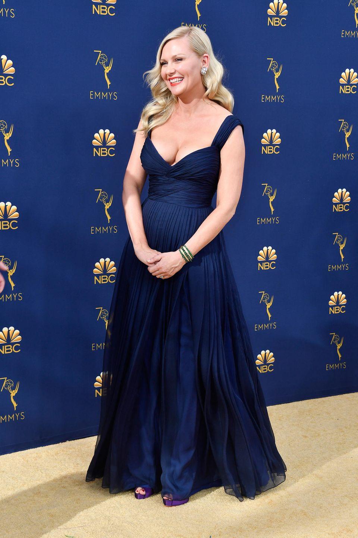 Aaaahwie After-Baby-Body: Kirsten Dunst in Schiaparelli Haute Couture