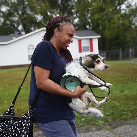 Emotionale Rettungsaktion im Staat North Carolina