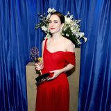 Strahlende Gewinnerin: Rachel Brosnahan in Oscar de la Renta