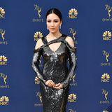 Paillettentraum: Constance Wu in Jason Wu