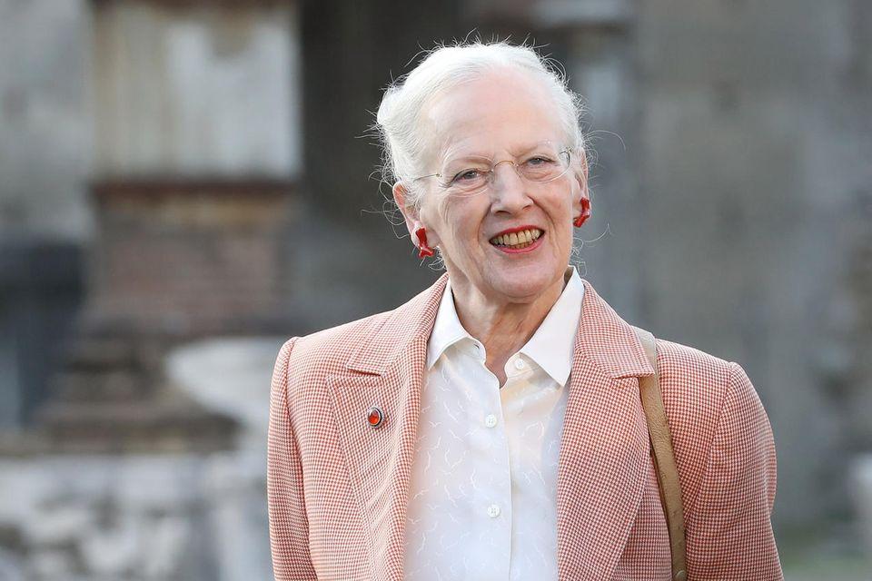 Bewundert Alexandra: Königin Margrethe von Dänemark