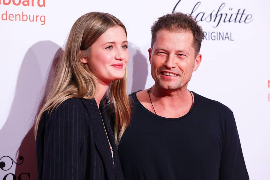Lilli + Til Schweiger: Ehrliches Vater-Tochter-Interview ...