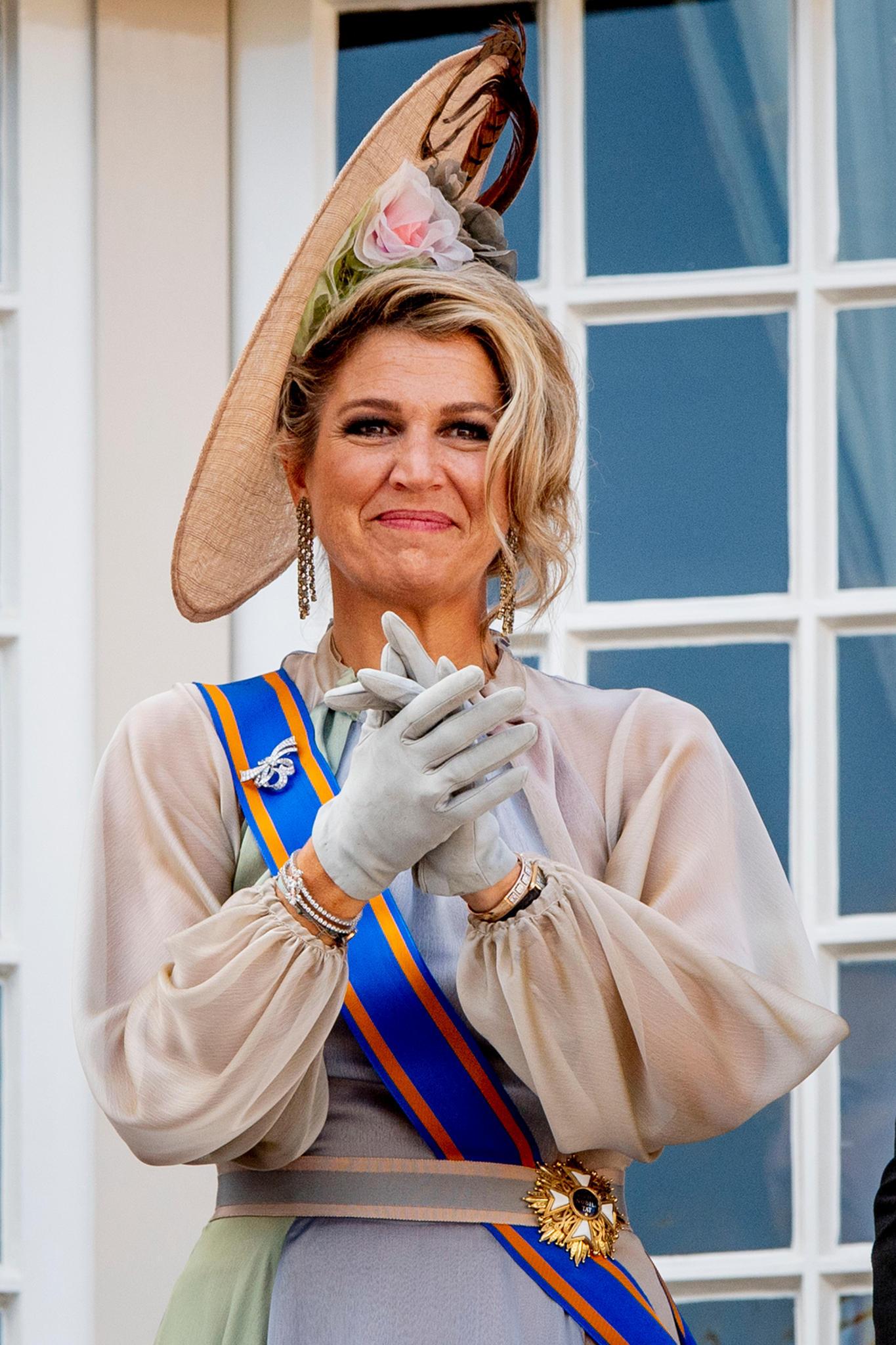 Königin Máxima