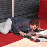 18. September 2018  Wenn Schauspieler und Sänger Jack Black einen Stern auf dem berühmten Walk of Fame bekommt, sind gute Stimmung und lustige Schnappschüsse garantiert.