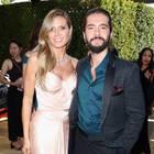 Heidi Klum und Tom Kaulitz bei den Emmys 2018 in L.A.