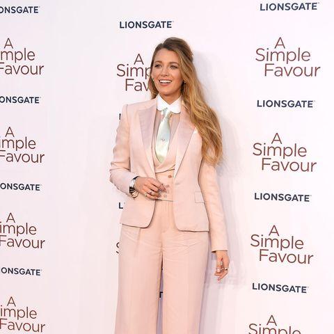 Blake Lively bei der Premiere ihres neuen Films in London