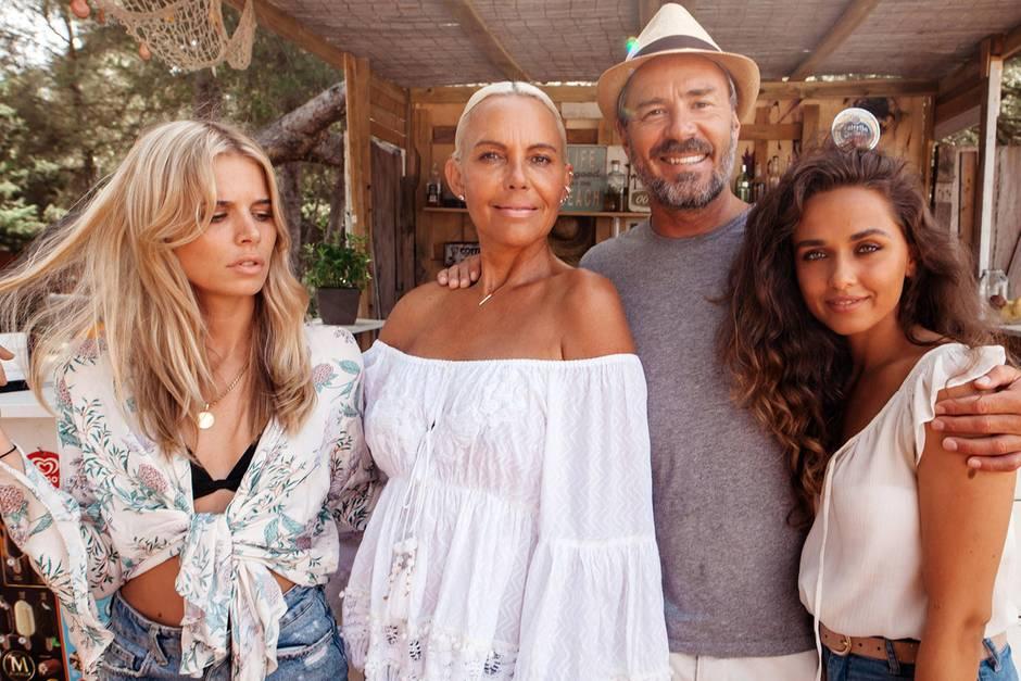 """Natascha Ochsenknechtspielt in der neuen RTL2-Serie """"Ibiza Diary"""" mit."""