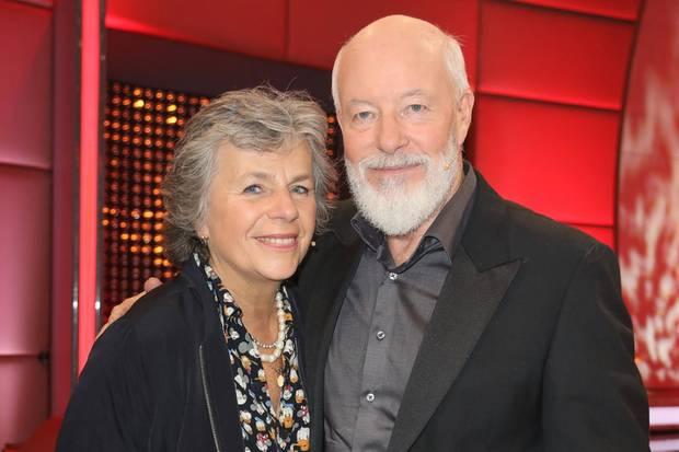 Bill Mockridge mit Ehefrau Margie Kinsky