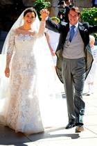 Luxemburg: 21. September 2019 Prinzessin Claire und Prinz Félix von Luxemburg feiern heute ihren 6. Hochzeitstag. Wir gratulieren von Herzen.
