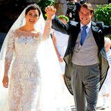 Luxemburg: 21. September 2020 Prinzessin Claire und Prinz Félix von Luxemburg feiern heute ihren 7. Hochzeitstag. Wir gratulieren von Herzen.